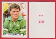 Eire Frank Stapleton Blackburn Rovers